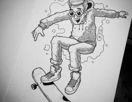 Skate Punk.