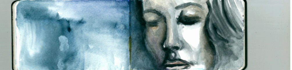 10 Min. Watercolor Sketch