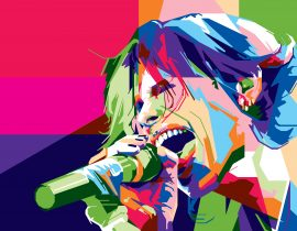 mick jaggers the rollingstones wpap