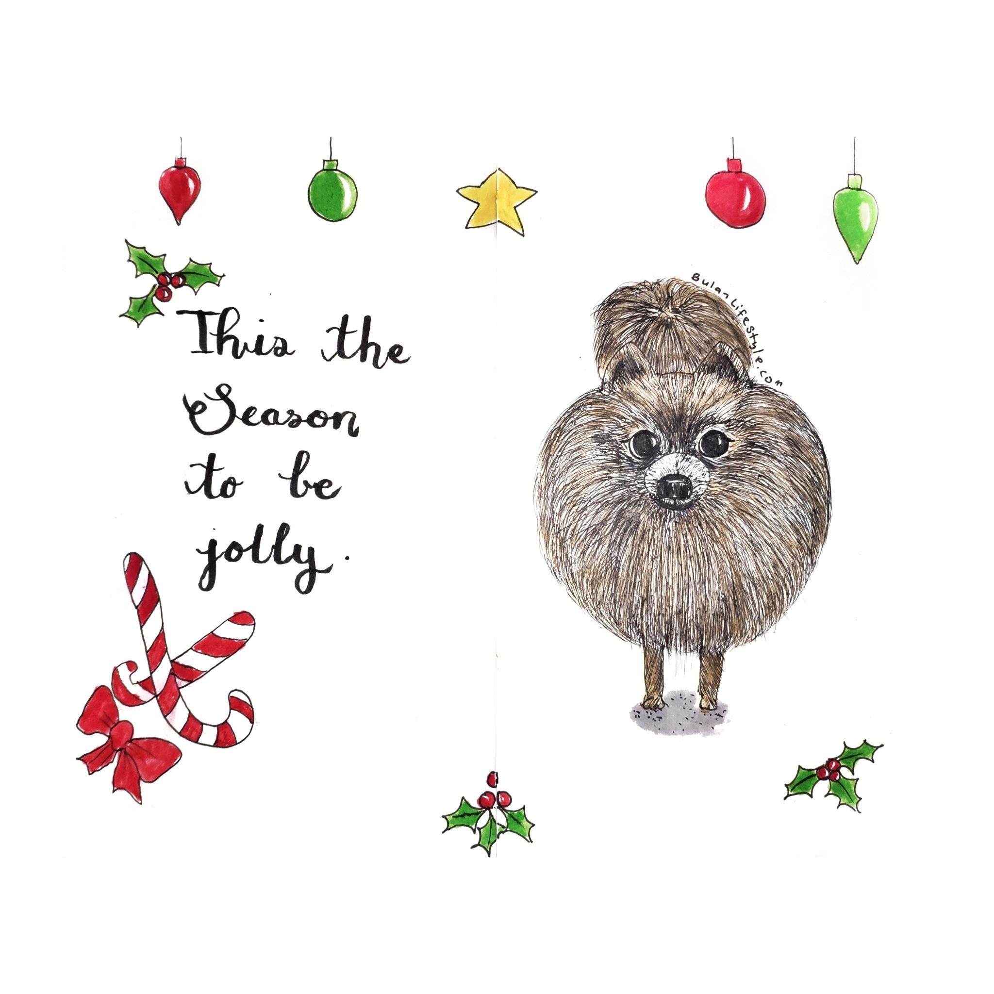 Tis the season to be jolly.