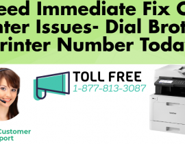 brother customer support phone number