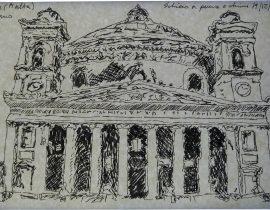The Dome of Mosta (Malta)