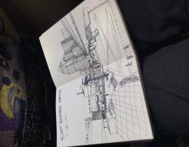 KL trip sketch
