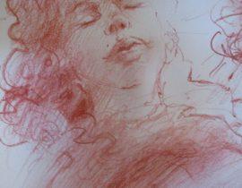 sketches .Sanguine .
