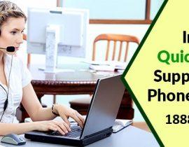 Quickbooks Desktop Support Phone Number + 1888-833-0109