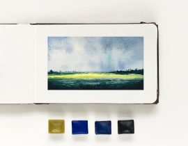 Landscape – Small Format & Limited Palette