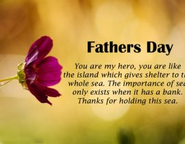 Happy Fathers Day wishes Messages For The Husband