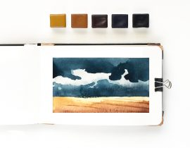 Landscape – Small Format & Limited Palette