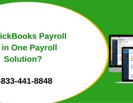 phone number for QuickBooks payroll support 1-833-441-8848