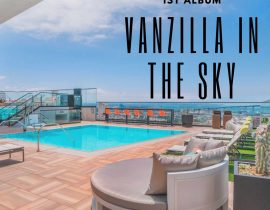 Artwork Cover Album Vanzilla In The Sky