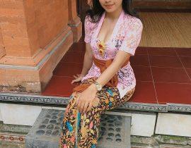 Kebaya From Bali Island