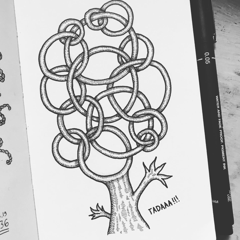 Tree of rings