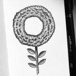 Donut bush