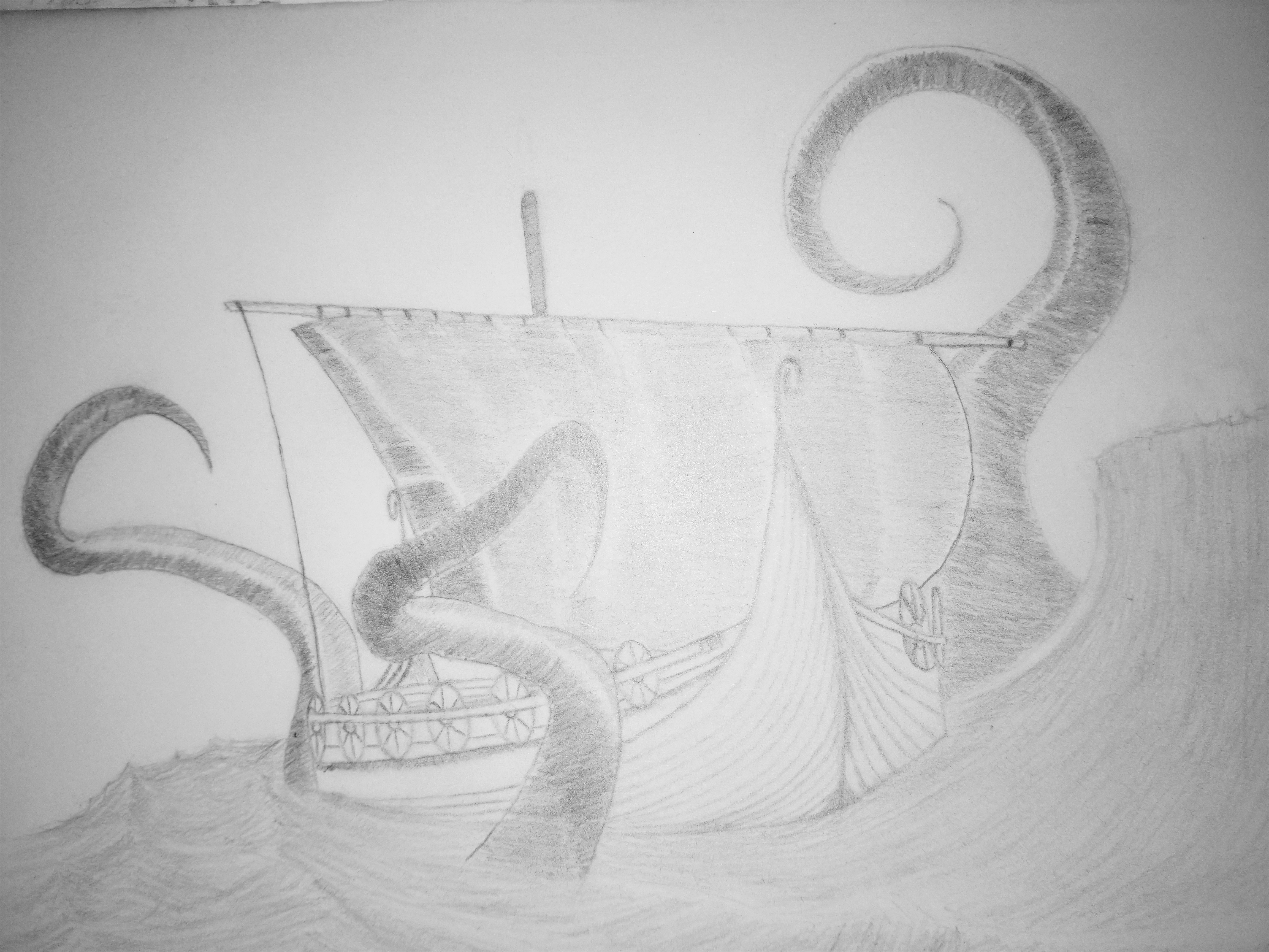 Sea of Monster