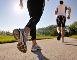 Average Human Running Speed