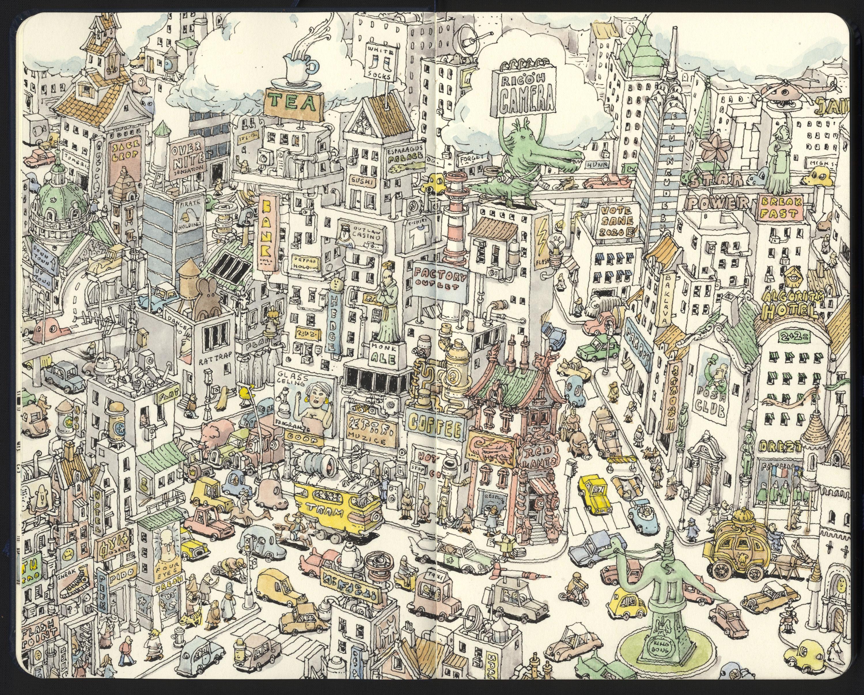 High Plain Metropolis