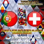 Prediksi Portugal vs Swiss 6 Juni 2019 – Liga Negara UEFA
