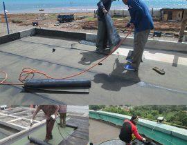 Waterproofing Membrane Bakar Jakarta
