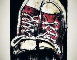 shoe wear