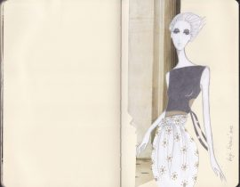 Fashion illustration 48