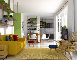 Jasa Desain Apartemen di Tangerang