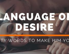 Language of Desire