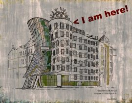 The Dancing House – Prague