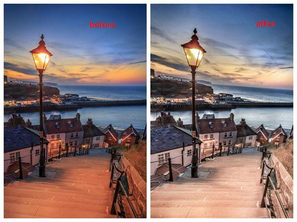 How to edit pics the best way using Snapseed app on PC?