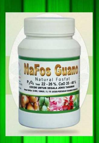 Pupuk Nafos Guano