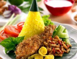 Resep Nasi Kuning Wangi Dan Gurih