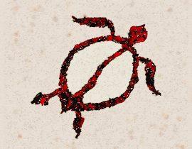 Haiwaiian petroglyph I