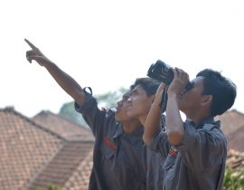Bird Migration Watching from Indonesia