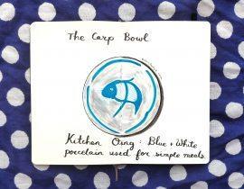 Carp bowl