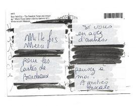 Pascale MARGUERITAT courrier recto du 02.09.2019