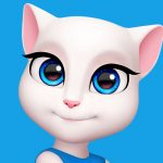 Angela Cat Avatar