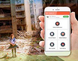 Aplikasi Tanggap Darurat Menghadapi Bencana Alam