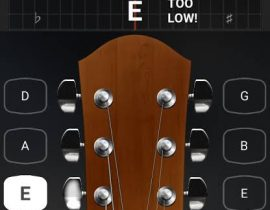 4 Aplikasi Stem Gitar Terbaik Android