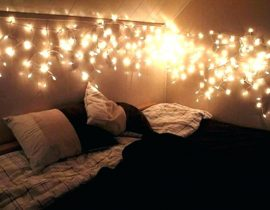 Light Decorations In Room