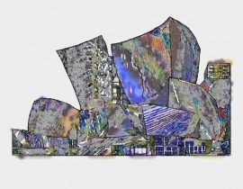 LA Music Hall, by Frank Gehry