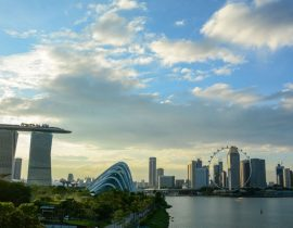 Singapore economy projected to grow 0.1%, avoid recession?