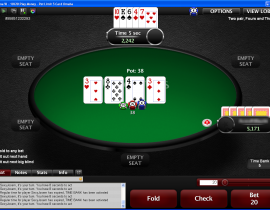 The Differences Between Omaha and Courchevel Hi/Lo Poker Online