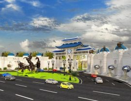 Be A Part Of Pak-China Living Community:The Blue World City