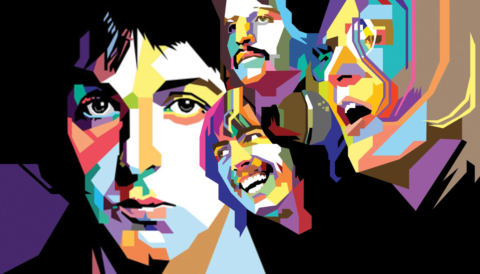 Find Out More About WPAP Art