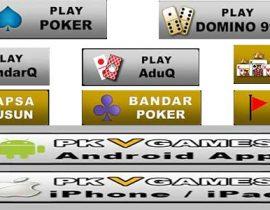Situs Agen Pkv Games Dengan Permainan Terlengkap