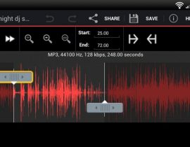 3 Aplikasi Pemotong Lagu di Android