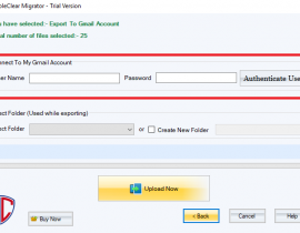 Convert Windows Live Mail to Gmail Software