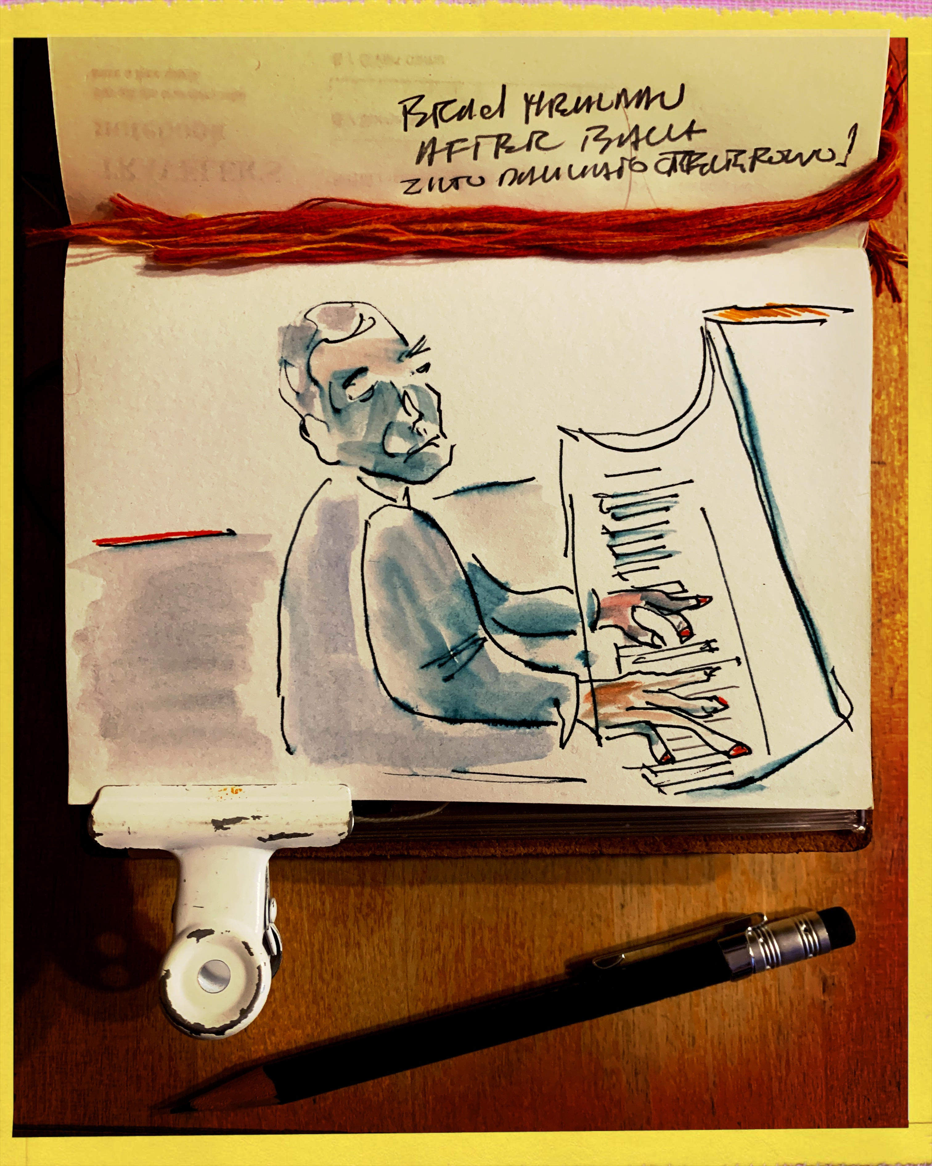 Sketch & Haiku