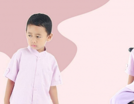 Model baju koko anak terbaru