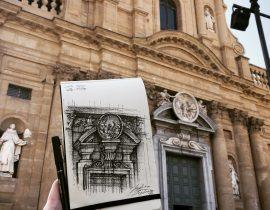 Santa Teresa alla Kalsa, Palermo