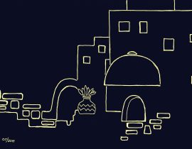 Island forms, Paros